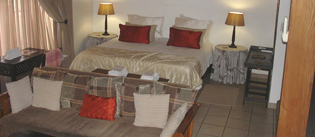The Rock Guest House - Nelspruit accommodation - Mpumalanga
